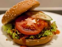 Canary Island Cheeseburger - Rezept