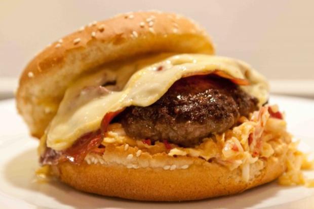 Fat Doug Burger (by Michael Symon) - Rezept