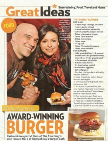 Fat Doug Burger (by Michael Symon) - Rezept - Bild Nr. 4