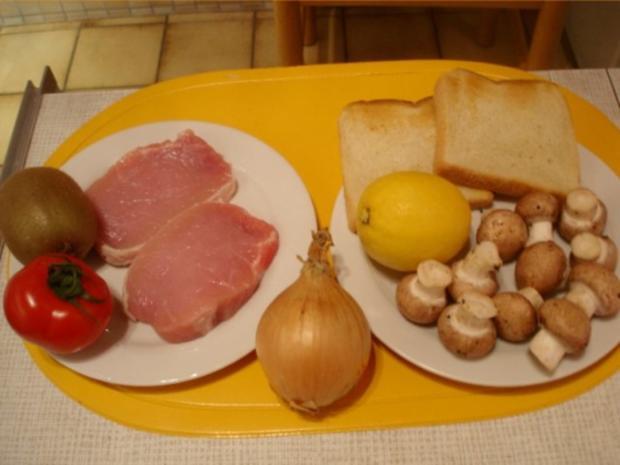 Toast à la Papa - Rezept - Bild Nr. 2