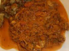Hackfleisch-Sauerkraut-Eintopf - Rezept