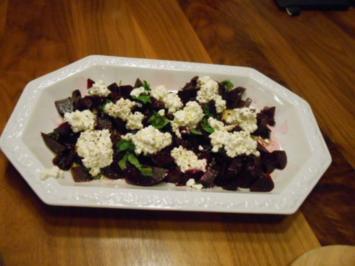 Rezept: Rote Beete-Salat