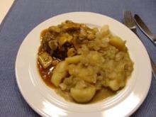 Kartoffelschmorkraut à la Heiko - Rezept