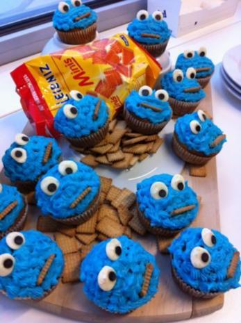 Krumelmonster Muffins Ohne Kokos Rezept Kochbar De