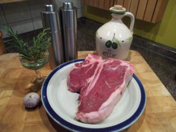 Marion's T-Bone-Steak - Rezept