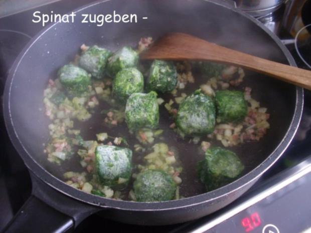 Spinat -Thunfisch -Soße - Rezept - Bild Nr. 4