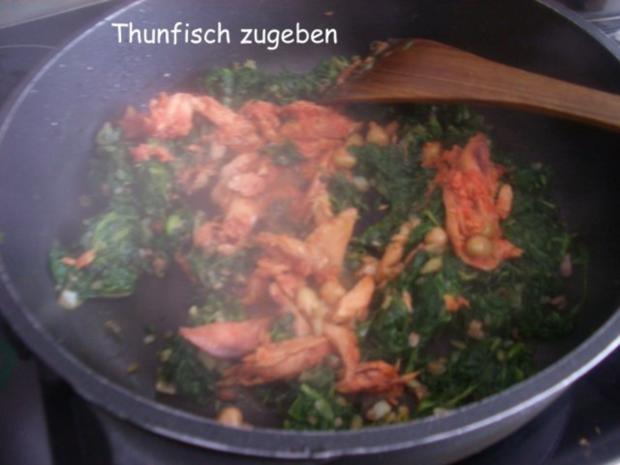 Spinat -Thunfisch -Soße - Rezept - Bild Nr. 6