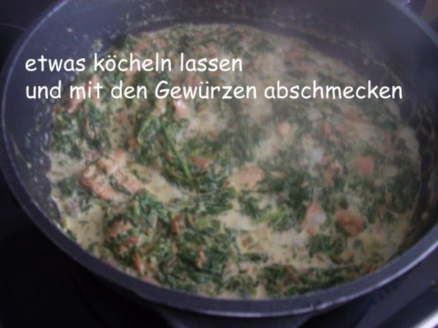 Spinat -Thunfisch -Soße - Rezept - Bild Nr. 8