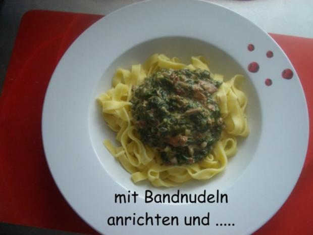 Spinat -Thunfisch -Soße - Rezept - Bild Nr. 9