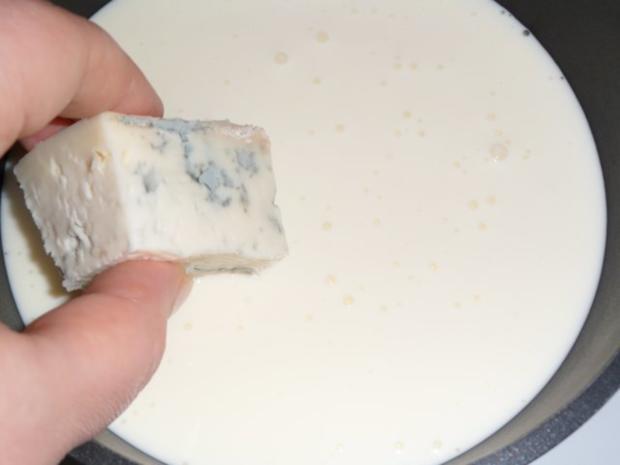 Gnocchi - Spinat - Auflauf - Rezept - Bild Nr. 4