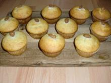 Marzipan - Muffins - Rezept