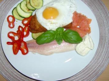"""Schnitzel á la """"Holstein"""", Variation - Rezept"""