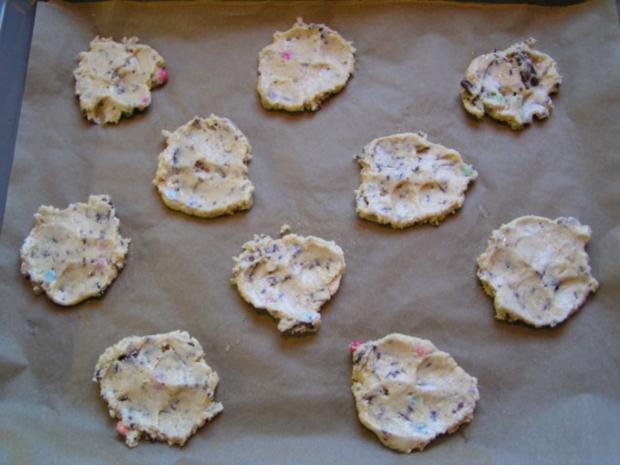 Schoko Cookies - Rezept