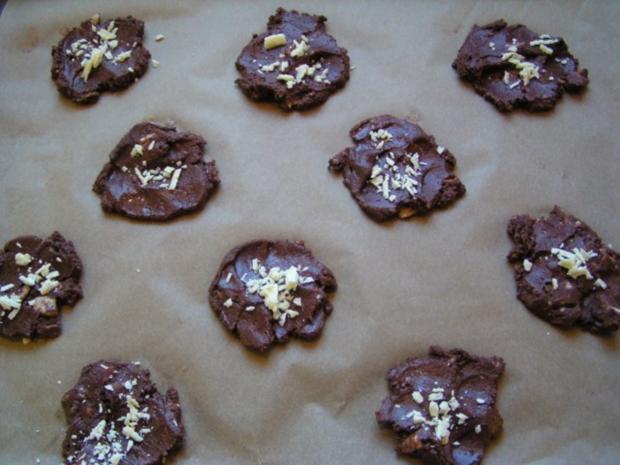 Schoko Cookies - Rezept - Bild Nr. 4