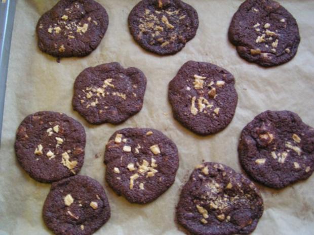 Schoko Cookies - Rezept - Bild Nr. 5