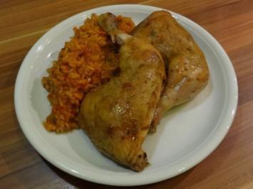 Tomaten - Paprika - Reis - Rezept