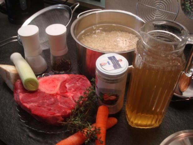 Deftige Suppe - Rezept - Bild Nr. 2