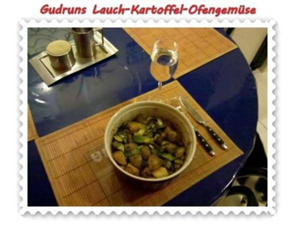Vegetarisch: Kartoffel-Lauch-Ofengemüse - Rezept - Bild Nr. 8