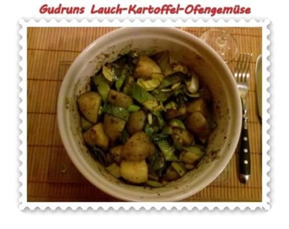 Vegetarisch: Kartoffel-Lauch-Ofengemüse - Rezept - Bild Nr. 6