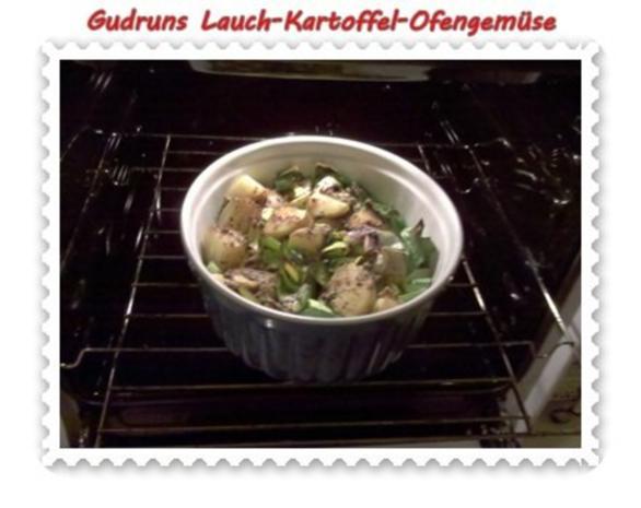 Vegetarisch: Kartoffel-Lauch-Ofengemüse - Rezept - Bild Nr. 5