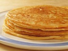 Rosa`s Pfannenkuchen - Rezept