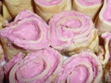 Gefüllte Pfannkuchen. - Rezept