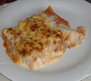 Cannelloni mit Fleischfüllung - Rezept