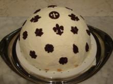 Malakoff Torte oder betrunkene Charlotte - Rezept