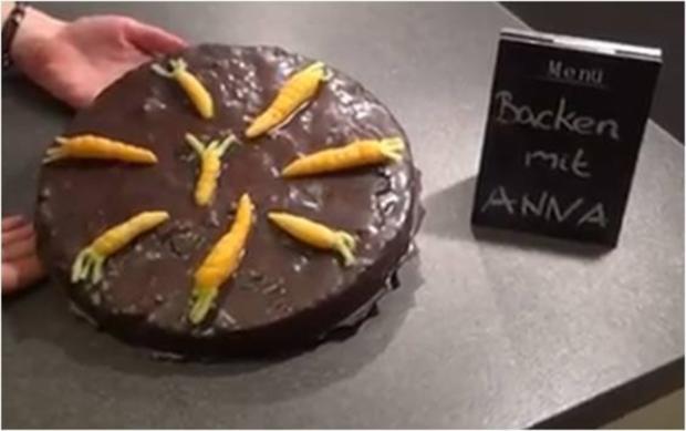 Saftiger Mohrenkuchen Rublitorte Rublikuchen Rezept Kochbar De