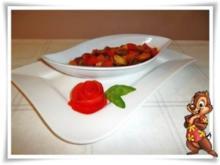 Pikantes Paprika-Gulasch Vegetarisch - Rezept