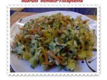 Fisch: Gomasio-Fischpfanne - Rezept