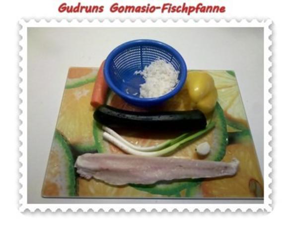 Fisch: Gomasio-Fischpfanne - Rezept - Bild Nr. 2