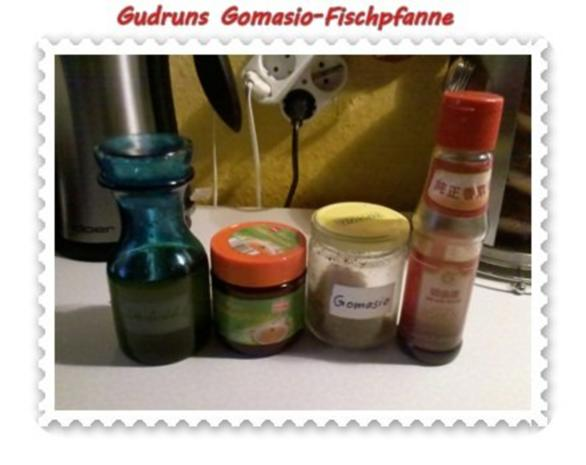 Fisch: Gomasio-Fischpfanne - Rezept - Bild Nr. 3