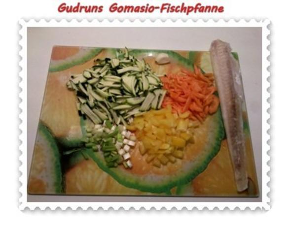 Fisch: Gomasio-Fischpfanne - Rezept - Bild Nr. 4
