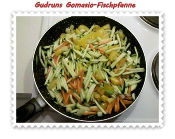 Fisch: Gomasio-Fischpfanne - Rezept - Bild Nr. 6