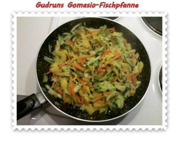 Fisch: Gomasio-Fischpfanne - Rezept - Bild Nr. 7