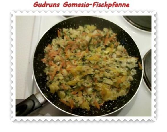 Fisch: Gomasio-Fischpfanne - Rezept - Bild Nr. 8