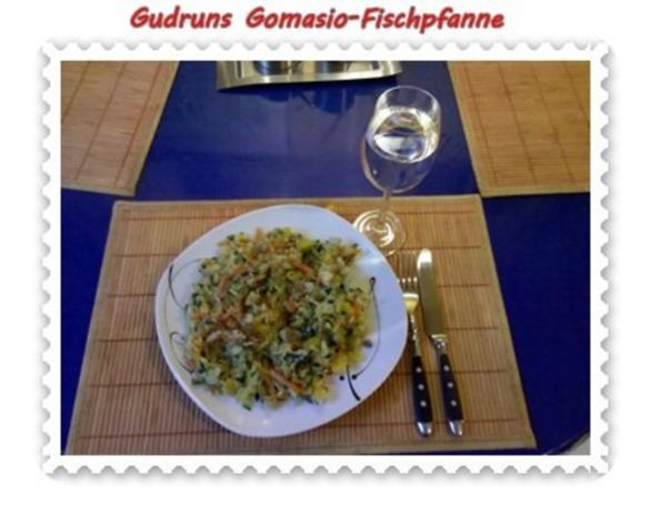 Fisch: Gomasio-Fischpfanne - Rezept - Bild Nr. 9