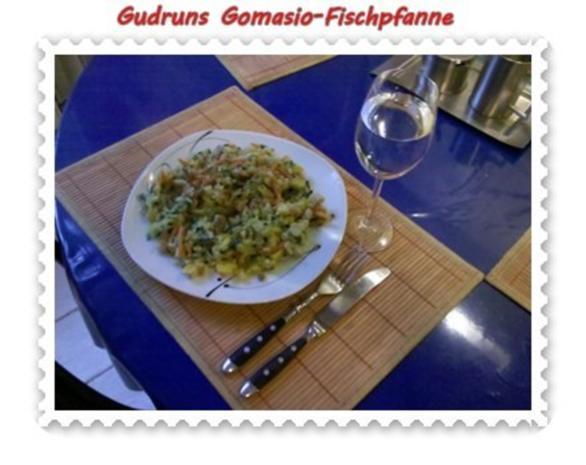 Fisch: Gomasio-Fischpfanne - Rezept - Bild Nr. 10
