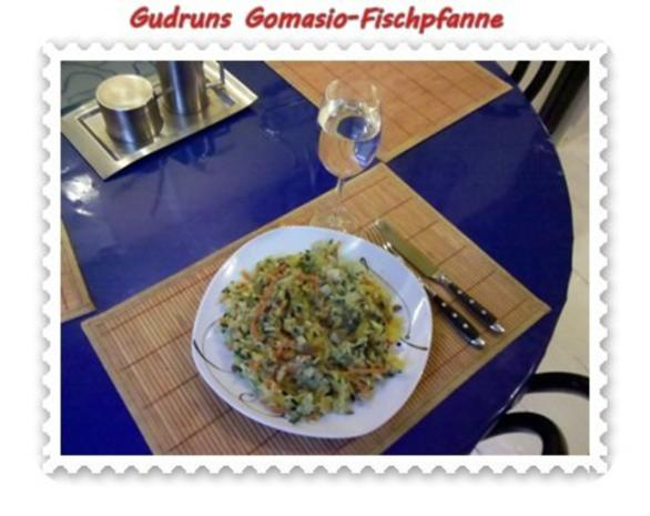 Fisch: Gomasio-Fischpfanne - Rezept - Bild Nr. 11
