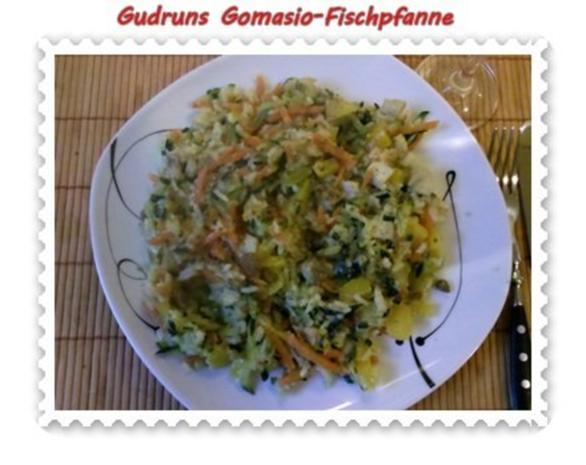 Fisch: Gomasio-Fischpfanne - Rezept - Bild Nr. 12