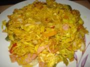 Nasi Goreng - Rezept