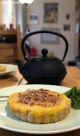 Creme-Bruleè-Törtchen - Rezept