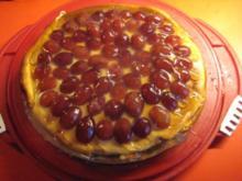 Trauben - Käse - Torte - Rezept