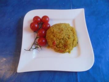 Vegetarisch: Quinoa - Rezept