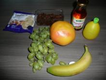 Früchte a la Nico - Rezept