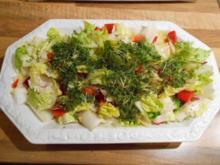 """erfrischender """"Hack""""-Salat ;) - Rezept"""