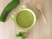 Zuccini - Suppe (schnell) - Rezept - Bild Nr. 2