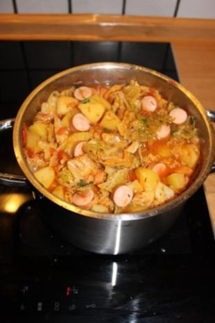 Kartoffel-Gulasch - Rezept - Bild Nr. 5