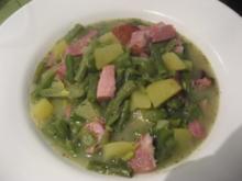 Grüne-Bohnen-Eintopf - Rezept